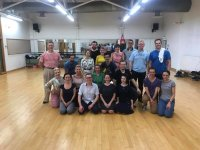 Level 4 (invite only) - Lindy Hop classes, 3 week course image