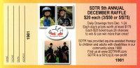 SDTR December 2017 Raffle image