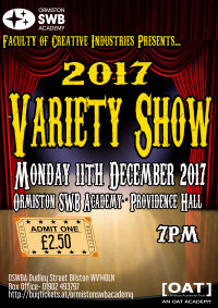 Creative Industries Variety Show image