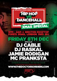 Hip-Hop vs Dancehall - Xmas Special image