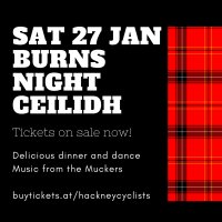 Burns Night Supper and Ceilidh 2018 image