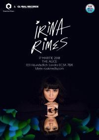 Irina Rimes at The Alice image