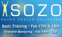 Bethel Sozo Basic Training & Intensive Mentoring image