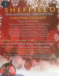 SPO Christmas Concert image