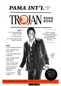 Pama International perform Trojan Records songbook - Birmingham image