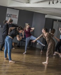 July Audition Evening at ICAT London image