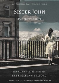 Sister John and Guests - Live in Manchester image