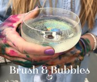 Brush and Bubbles - 7th April 2018 (2nd Session) image