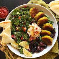 Mediterranean Vegetarian Cuisine image