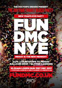 FUN DMC - New Year's Eve image