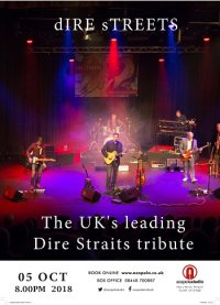 Dire Streets ( A Tribute to Dire Straits) image
