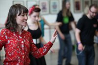 Level 3 Lindy Hop classes, 6 week course image
