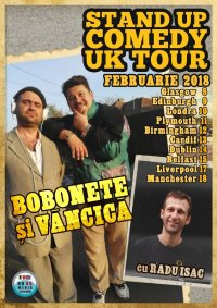 Bobonete & Vancica in Glasgow image