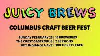 Juicy Brews Columbus image