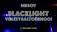 MBSOV Blacklight volleybaltoernooi image