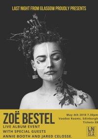Zoe Bestel Live Album Event image