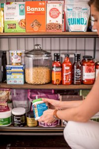 Stocking a Healthy Pantry image