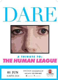 Dare - Tribute to the Human League image