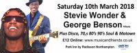 Stevie Wonder & George Benson Tribute image