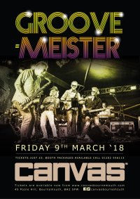 Groovemeister March image