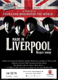 Made In Liverpool - Beatles Tribute image