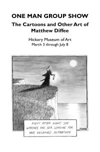 An Evening with Matthew Diffee image