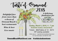 Taste of Ormond 2018 image