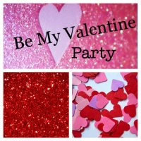 Be My Valentine Party image