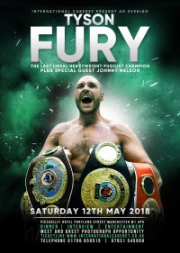 An Exclusive Evening With Tyson Fury image
