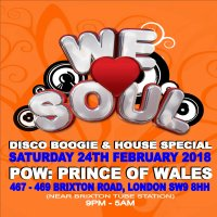 THE DISCO BOOGIE & HOUSE SPECIAL image