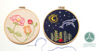 Beginner's Embroidery Class image