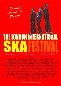 The London Intl Ska Festival 2017 image
