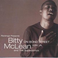 Bitty Mclean performs On Bond Street at The Jazz Cafe +Pama Intl & Dojo image