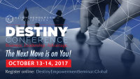 The Destiny Empowerment Seminar #Destiny2017 image