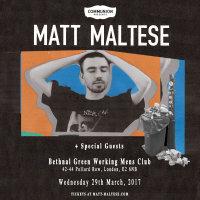 MATT MALTESE - SOLD OUT image