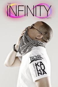 INFINITY POOL PARTY - DJ IRONIK - image