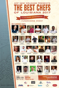 Best Chefs of Louisiana 2017 image