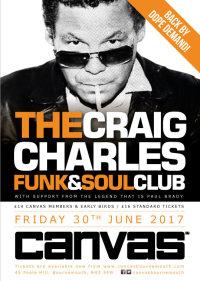 Craig Charles Funk N Soul Club image