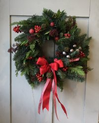 Christmas Wreaths and Garlands image