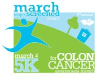 March to Get Screened Sponsorship Volusia image