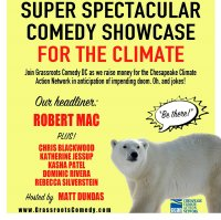 Super Spectacular Comedy Showcase For The Climate image