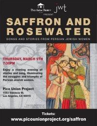 Saffron & Rosewater image