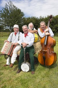 The Wurzels Christmas Show!! image