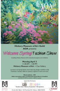 Welcome Spring! Fashion Show image