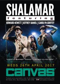 Shalamar - Up Close & Personal image
