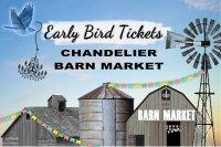 Chandelier Barn Market Spring Show Early Bird image
