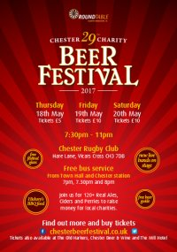 Chester Charity Beer Festival image