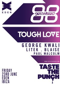 Taste The Punch Present: Get Twisted @ Eden Ibiza image