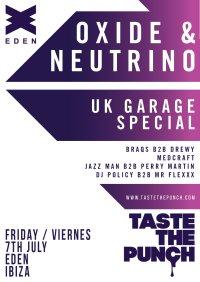 Taste The Punch @ Eden Ibiza image