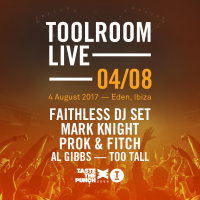 Taste The Punch Presents: Toolroom Live @ Eden Ibiza image